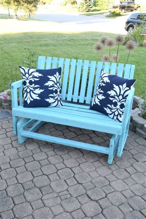 The Easiest Way To Paint Outdoor Furniture How To Use A Teal Outdoor Furniture