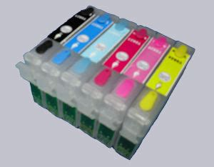 resetter epson r270 china refillable ink cartridges for epson r270 rx560