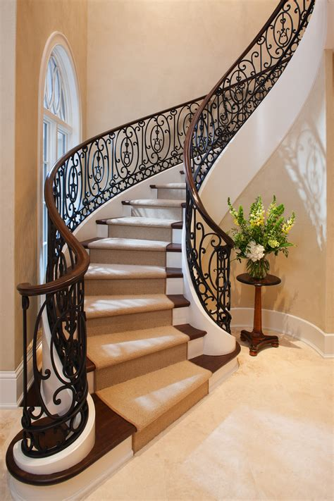 Custom Staircase Design Custom Staircase Design For A Manor Beautiful Staircases Staircases