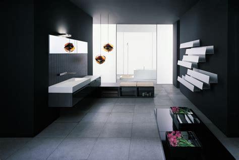 Schwarzes Badezimmer Dekorieren by 110 Moderne B 228 Der Zum Erstaunen Archzine Net