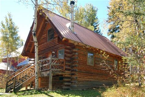 Steamboat Springs Cabin Rental cabins at perry mansfield scenic and pet friendly