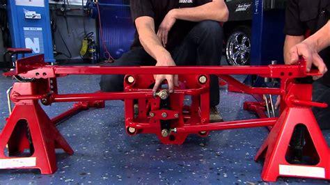 bmr suspension torque installation on two guys garage