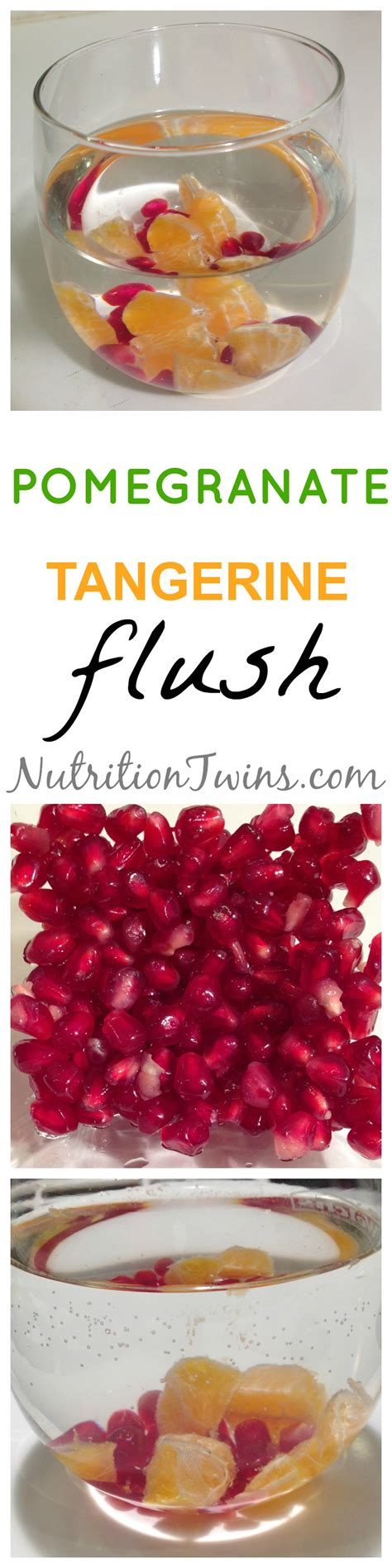 Can You Detox On Pomegranetes by Pomegranate Tangerine Detox Flusher Nutrition