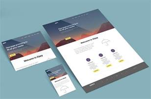 Free Homepage For Website Design by 15 Examples Of Web Mockups Free Amp Premium Templates