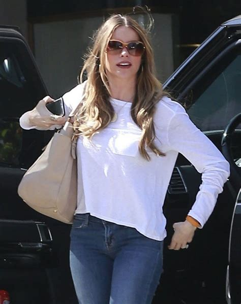 Jean Sofia sofia vergara in out shopping in beverly hawtcelebs