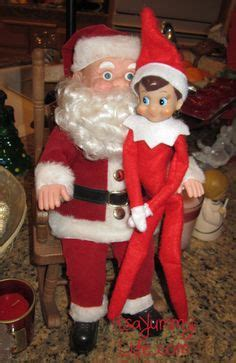 Santa S On The Shelf by On The Shelf On 30 Pins