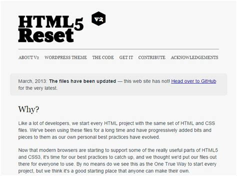 wordpress reset layout 15 free blank wordpress starter themes designmaz