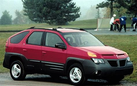 pontiac aztek red 2005 pontiac aztek information and photos zombiedrive