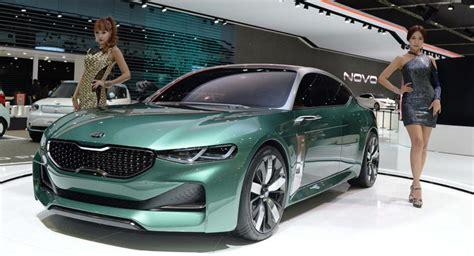 kia future vehicles forte based kia novo concept hints at brand s future