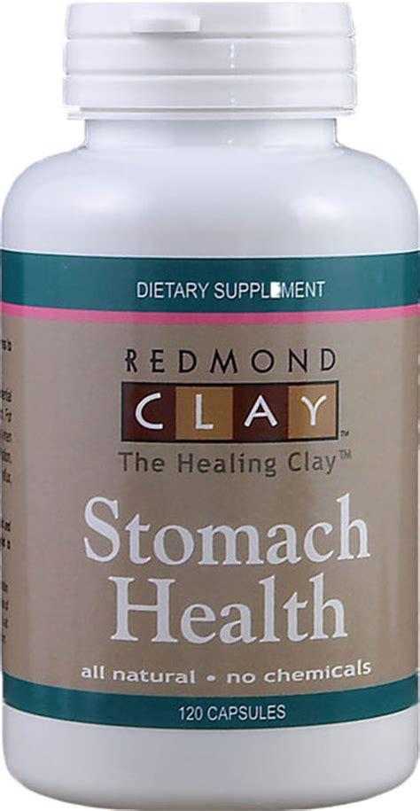 Redmond Clay Daily Detox Vegetarian Capsule by Redmond Clay Stomach Health 120 Capsule