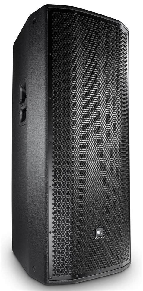 Speaker Jbl 15 Inch jbl prx825w dual 15 inch 2 way powered speaker pssl