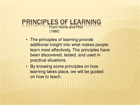 as educator principles of teaching and learning for nursing practice books center for the improvement of child caring