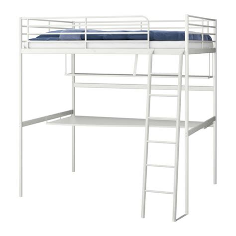 Bunk Bed With Desk Ikea Bedroom Furniture Beds Mattresses Inspiration Ikea