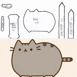cat templates pusheen cat template template ideas