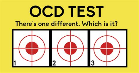 woods l eye exam how sensitive is your ocd radar playbuzz