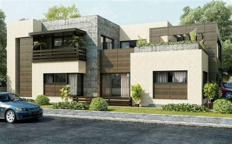 home exterior design delhi fachada para casa en esquina