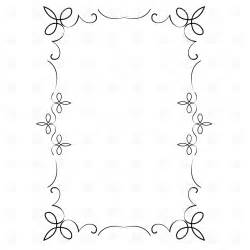 decorative border vector decorative frame vector image 4690 rfclipart