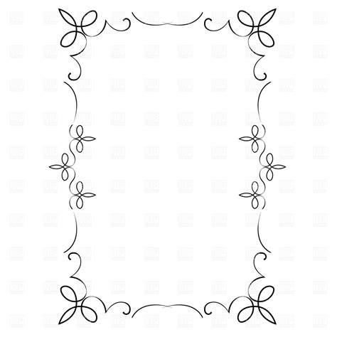 frames vector free decorative frame 4690 borders and frames