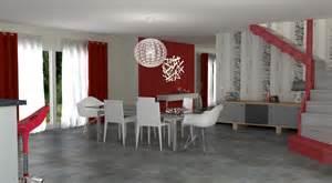Beau Papier Peint Salle A Manger 4 Murs #2: photo-decoration-deco-salle-a-manger-rideaux-4.png