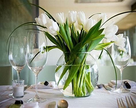 Centerpieces For Dining Tables Top 21 Ideas For The Dining Table Centerpiece Qnud