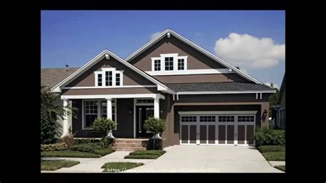 home color home exterior paint color schemes ideas youtube