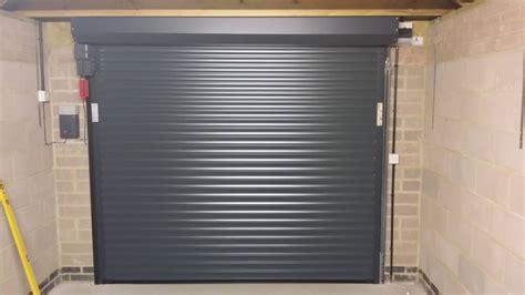 roller garage doors hormann roller garage doors inside view