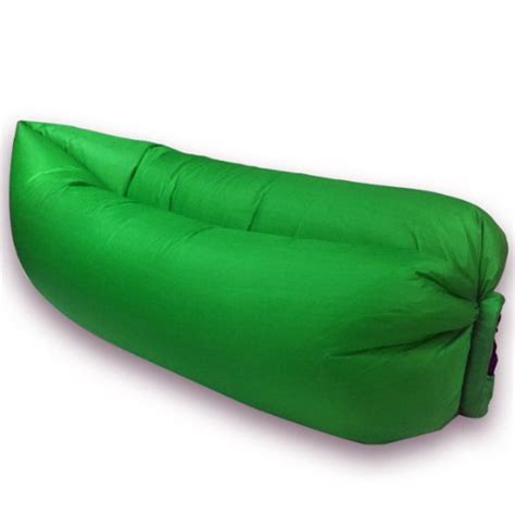 sleeping bag sofa portable cing lounger air sofa inflatable sleeping bag