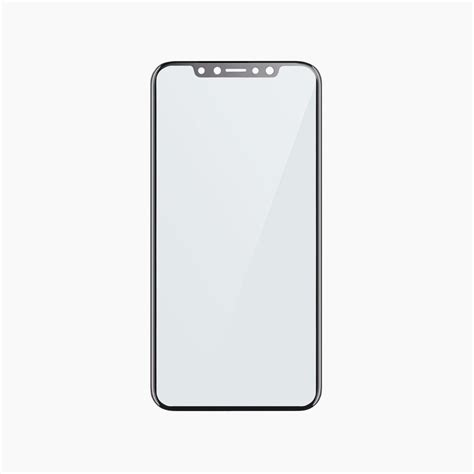 iphone  tempered glass screen protector xvida