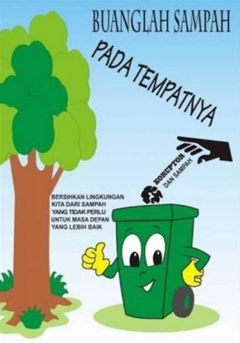 kata kata kebersihan lingkungan sekolah katapos