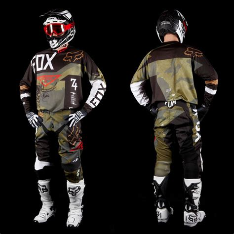 fox motocross gear sets fox 360 machina 13 gear set