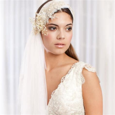 Unique Wedding Veils and Headpieces Wedding Hair