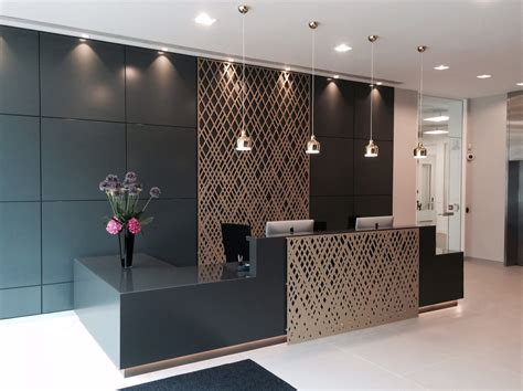 Interior Design Ideas For Office Reception by Top Best Office Reception Design Ideas Inspirations