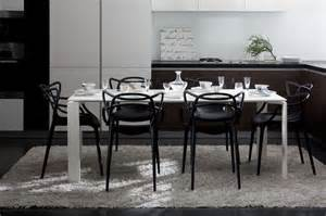 Kartell White Dining Table Kartell Complete Dining Package 1 X Four Table 190 Cm