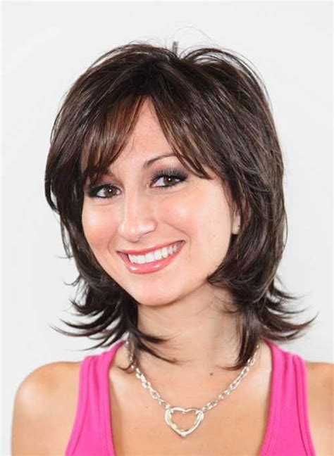 show me hairstyles for short to medium layered bobs short to mid length haircuts the best short hairstyles