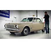 1963 Plymouth Valiant  YouTube