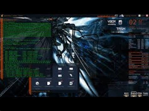 kali linux best themes hackers desktop 2017 youtube
