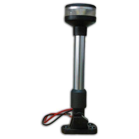 boat lights at anchor foldable all round pole anchor led light for boat