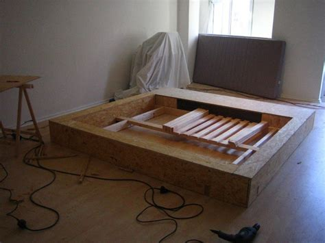 diy bed platform japanese platform bed building plans furnitureplans