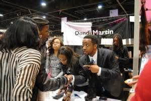 booth at bronner brothers tradeshows pop displays hairpackaging com