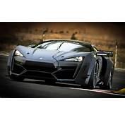 W Motors To Go Racing With Lykan LM GTE HyperBeast