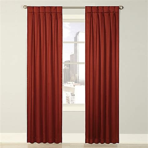 pinch pleat lined drapes splendor grommet glide pinch pleat lined window curtain