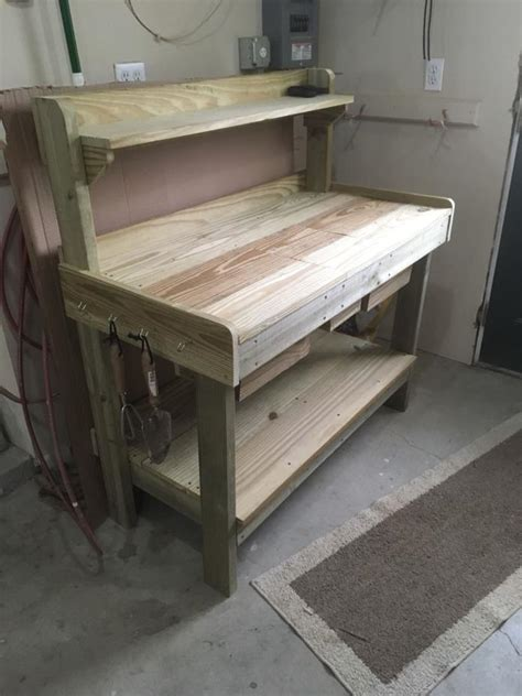 vintage potting bench for sale garden potting bench for sale classifieds