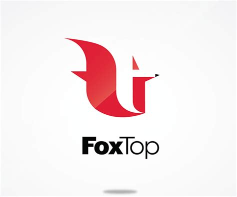 best design logos 50 fox logo designs images exle for your inspiration