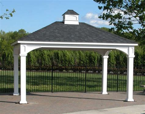 Hip Roof Gazebo 22 Best Images About Pavilions On Outdoor