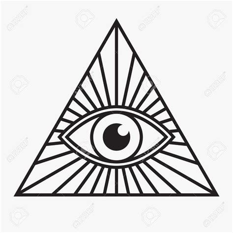 illuminati triangle eye best 25 all seeing eye ideas on chest