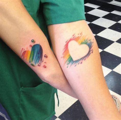 tatuagem de casal ideias