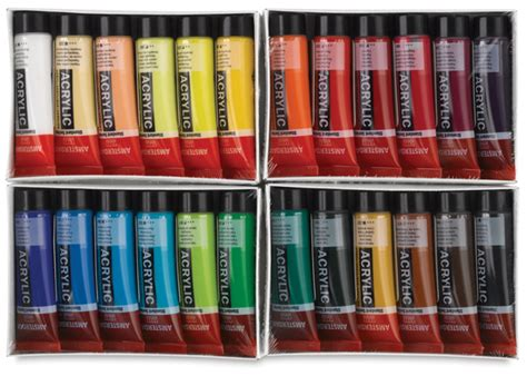 00643 0249 amsterdam standard series acrylics blick materials