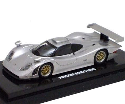 Kyosho 1 64 Porsche Panamera Black kyosho 1998 porsche 911gt1 silver 06542s in 1 64 scale mdiecast