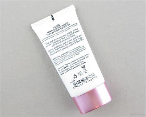 Nyx Veil nyx veil skin perfecting primer review coffee makeup