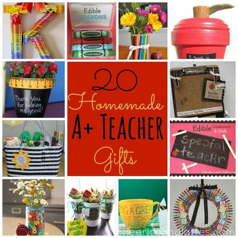 Handmade Gifts For Teachers - 17 best ideas about gifts on